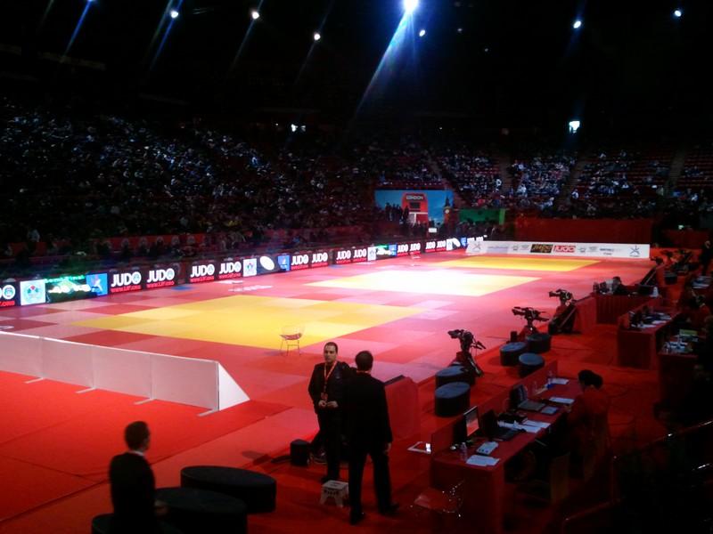 Bercy tournois judo février 2012