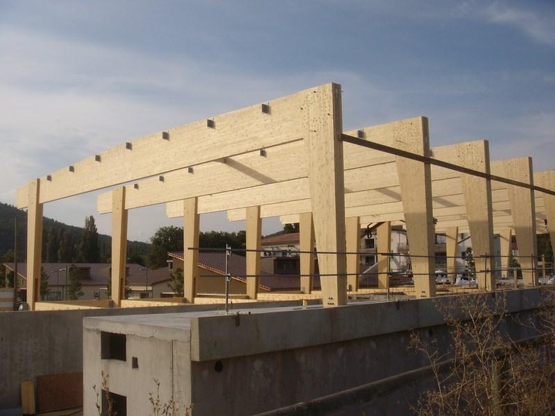 Dojo construction 26 septembre 2013 3