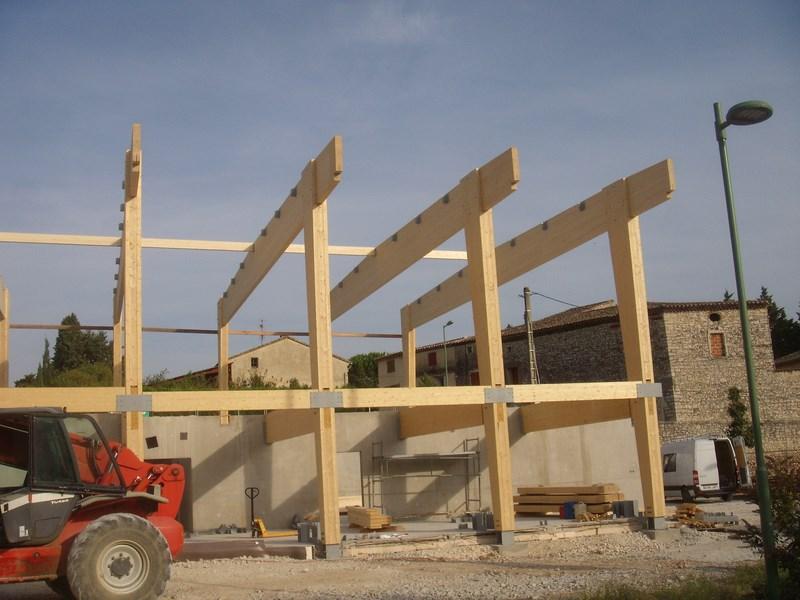 Dojo construction 26 septembre 2013 4